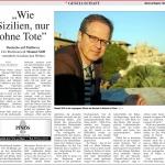 Deutsche auf Mallorca: Der Rechtsanwalt Manuel Stiff vermittelt zwischen den Welten - Mallorca Magazin 19/2009
